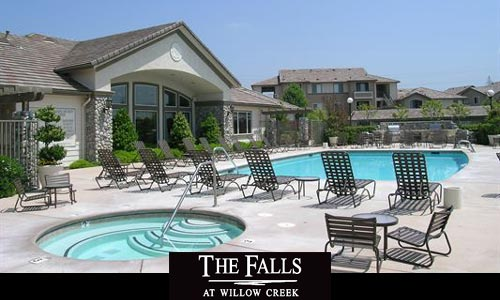 The falls at willow creek in folsom ca 95630 for Lodge at willow creek